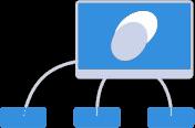Plug-n-play ინტერფეისი, სწრაფი პრეზენტაციებისთვის.