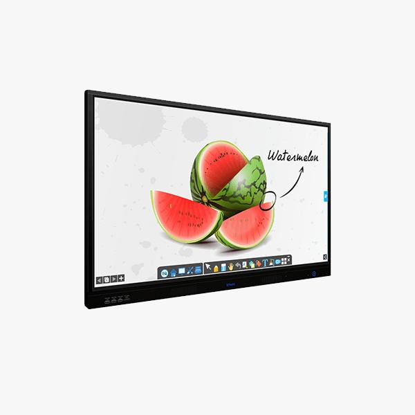IQTouch C Pro LE086MD ინტერაქტიული დისპლეი
