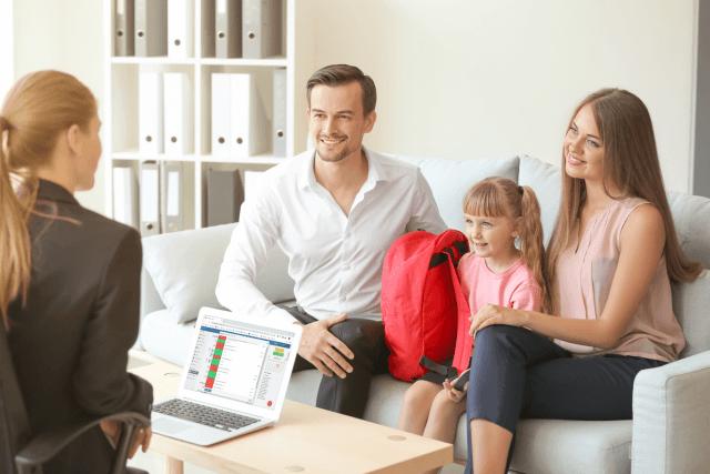 მშობელ-მასწავლებლების შეხვედრები