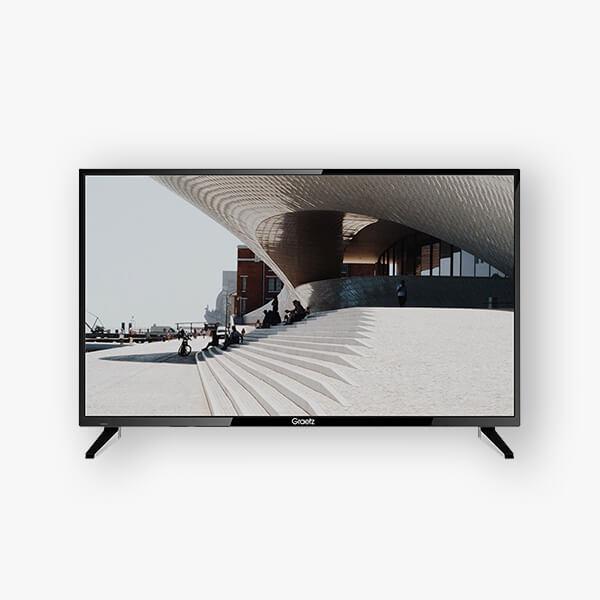 ტელევიზორი Graetz GR55E6200 55 ინჩი UHD 4K Smart Android