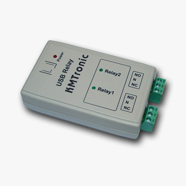 რელე KMTronic Two Channel USB Relay