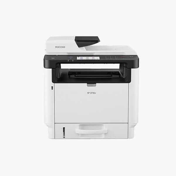 პრინტერი მულტლაზერული: Ricoh SP 3710SF Multifunction Mono Laser Printer