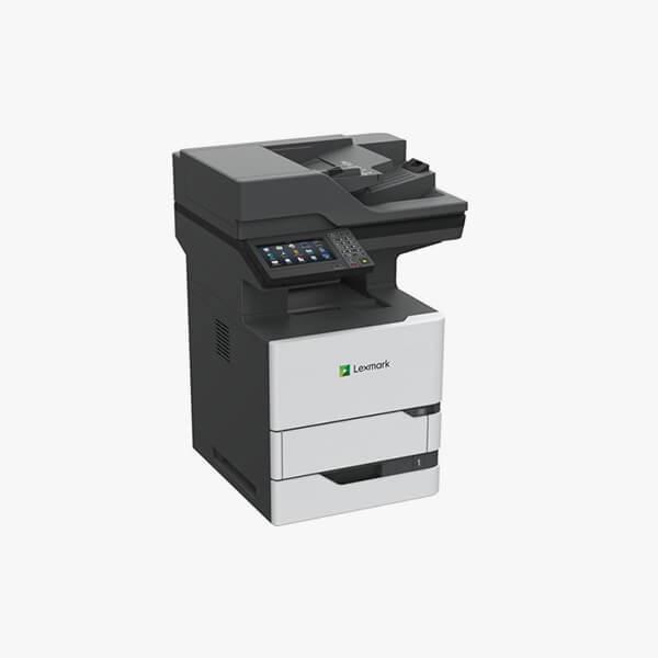 პრინტერი ლაზერული: Lexmark MX722adhe Mono Monochrome Laser Multifunctional Printer A4